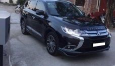 Cần bán Mitsubishi Outlander 2.4 CVT sản xuất 2017, màu đen, xe nhập số tự động giá 1 tỷ 90 tr tại Hà Nội