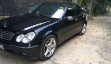 Bán xe Mercedes C200 đời 2003, màu đen giá 190 triệu tại Hà Nội