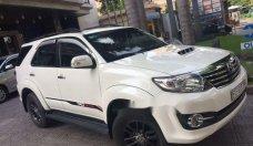 Bán Toyota Fortuner 2.5G 2016, màu trắng giá 960 triệu tại Tp.HCM