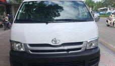 Cần bán xe Toyota Hiace 2.5 sản xuất năm 2010, màu trắng chính chủ, giá chỉ 399 triệu giá 399 triệu tại Hà Nội