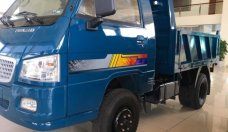 Giá xe Thaco Forland ben 250C 2.5 tấn, thùng 2.1 khối đời 2017, thủ tục nhanh chóng hỗ trợ trả góp 90% giá 248 triệu tại Hà Nội
