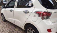 Cần bán Hyundai Grand i10 đời 2015, màu trắng số sàn, giá 318tr giá 318 triệu tại Hà Nội