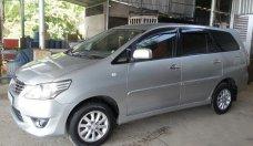 Bán xe Toyota Innova 2.0E 2012, màu bạc giá 525 triệu tại An Giang