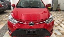 Bán Toyota Vios năm sản xuất 2014, màu đỏ xe gia đình giá 455 triệu tại Khánh Hòa