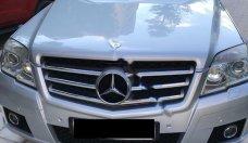 Cần bán lại xe Mercedes GLK300 4Matic năm 2009, màu bạc chính chủ giá 699 triệu tại Hà Nội