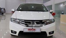 Bán Honda City năm sản xuất 2013, màu trắng  giá 430 triệu tại Tp.HCM