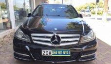 Cần bán lại xe Mercedes 2012, màu đen số tự động giá 725 triệu tại Hà Nội