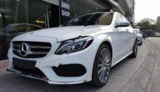 Bán xe Mercedes C300 AMG sản xuất năm 2017, màu trắng giá 1 tỷ 859 tr tại Hà Nội