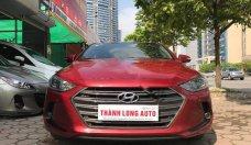 Cần bán xe Hyundai Elantra 2.0 GLS sản xuất 2016, màu đỏ số tự động, giá tốt giá 645 triệu tại Hà Nội