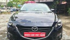 Cần bán lại xe Mazda 3 1.5 AT Full sản xuất năm 2017, màu xanh lam như mới giá 648 triệu tại Hà Nội
