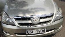 Bán Toyota Innova G 2006, màu bạc, giá chỉ 335 triệu giá 335 triệu tại Tp.HCM