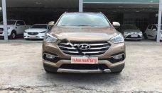 Cần bán gấp Hyundai Santa Fe CRDI 2.2AT sản xuất 2016, màu nâu giá 1 tỷ 100 tr tại Hà Nội