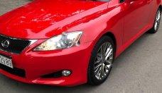 Bán ô tô Lexus IS sản xuất 2010, màu đỏ, nhập khẩu nguyên chiếc như mới giá 1 tỷ 165 tr tại Tp.HCM