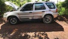 Cần bán gấp Ford Escape sản xuất 2002, màu bạc, giá tốt giá 134 triệu tại Bình Phước