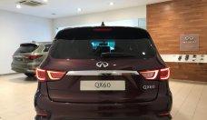 Cần bán Infiniti QX60 đời 2018, màu đỏ, xe nhập giá 3 tỷ 99 tr tại Hà Nội