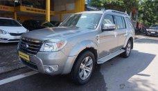 Cần bán lại xe Ford Everest AT sản xuất 2012, màu bạc giá 595 triệu tại Hà Nội