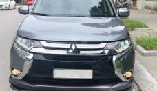 Cần bán xe Mitsubishi Outlander năm 2016 màu xám (ghi), nhập khẩu nguyên chiếc giá 950 triệu tại Hà Nội