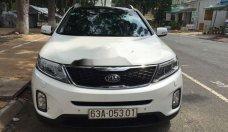 Bán Kia Sorento sản xuất 2016, màu trắng   giá 850 triệu tại Tp.HCM