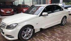 Bán xe Mercedes C200 năm sản xuất 2011, màu trắng chính chủ, giá 725tr giá 725 triệu tại Hà Nội