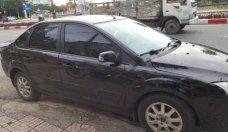 Bán Ford Focus 1.8, đời 2008, màu đen số sàn giá 220 triệu tại Ninh Bình