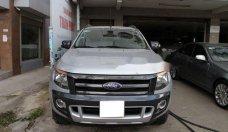 Bán ô tô Ford Ranger đời 2015, màu bạc giá tốt giá 685 triệu tại Tp.HCM