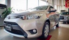 Bán Toyota Vios 1.5E năm sản xuất 2018, màu vàng giá 513 triệu tại Hà Nội