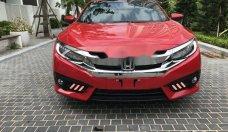 Bán xe Honda Civic sản xuất 2017, màu đỏ, giá tốt giá 895 triệu tại Hà Nội
