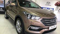 Cần bán xe Hyundai Santa Fe 2018 giá 1 tỷ 4 tr tại Tp.HCM