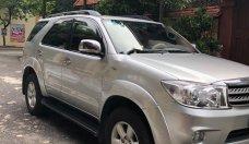 Bán Toyota Fortuner V năm 2009, màu bạc   giá 505 triệu tại Hà Nội
