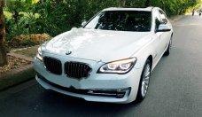 Cần bán xe BMW 7 Series 750Li năm sản xuất 2012, màu trắng, xe nhập giá 2 tỷ 350 tr tại Hà Nội
