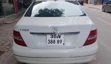 Cần bán xe Mercedes 2012, màu trắng chính chủ giá 725 triệu tại Hà Nội