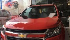 Cần bán Chevrolet Colorado 2018, màu đỏ giá cạnh tranh giá 75 triệu tại Hà Nội