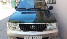 Cần bán Toyota Zace GL đời 2005 như mới, 199 triệu giá 199 triệu tại Hà Tĩnh