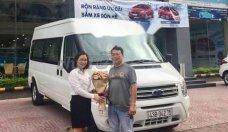 Cần bán Ford Transit sản xuất 2018, màu trắng giá 820 triệu tại Đà Nẵng