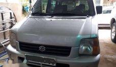 Bán Suzuki Wagon R + sản xuất năm 2003, màu bạc  giá 125 triệu tại Tp.HCM
