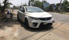 Bán Kia Cerato Koup xăng, dung tích 2.0 nhập Hàn, xe màu trắng, đăng ký lần đầu 2010 giá 410 triệu tại Tp.HCM