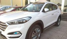 Bán xe Hyundai Tucson 2.0AT sản xuất 2018, màu trắng   giá 760 triệu tại BR-Vũng Tàu