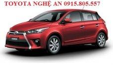 Toyota Yaris sx 2018 nhập khẩu nguyên chiếc từ Thái Lan. Liên hệ để được tư vấn và đặt hàng: 0915.805.557 giá 642 triệu tại Nghệ An