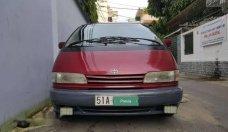 Cần bán gấp Toyota Previa năm sản xuất 1990, màu đỏ số tự động giá 130 triệu tại Tp.HCM