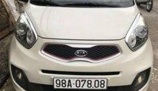 Bán Kia Morning 2012, màu trắng, xe gia đình giá 320 triệu tại Bắc Giang