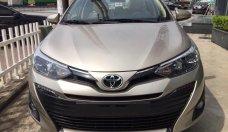 Toyota Vios 1.5G CVT 2019 Full option giá 606 triệu tại Hà Nội