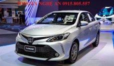 Giá xe Vios mới 2018 Toyota hỗ trợ trả góp lãi suất ưu đãi 3,99%/năm. Liên hệ 0915.805.557 giá 606 triệu tại Nghệ An