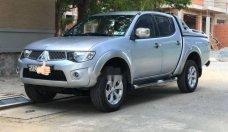 Cần bán xe Mitsubishi Triton GLS đời 2013, màu bạc, nhập khẩu nguyên chiếc số sàn giá 398 triệu tại Tp.HCM