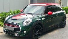 Mình cần bán Mini cooper 2015 tự động màu xanh nóc đỏ, nhập Anh giá 1 tỷ 80 tr tại Tp.HCM