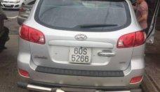 Bán ô tô Hyundai Santa Fe sản xuất năm 2008, màu bạc chính chủ giá 460 triệu tại Đồng Nai