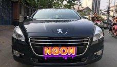 Cần bán Peugeot 508 đời 2013, màu đen, nhập khẩu nguyên chiếc, giá 895tr giá 895 triệu tại Đà Nẵng