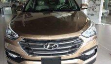 Cần bán Hyundai Santa Fe sản xuất 2018, màu nâu giá 1 tỷ 90 tr tại BR-Vũng Tàu