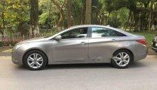 Bán Hyundai Sonata năm 2010, màu xám, nhập khẩu xe gia đình giá cạnh tranh giá 500 triệu tại Khánh Hòa