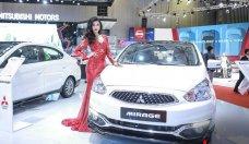 Bán ô tô Mitsubishi Mirage, màu trắng, nhập khẩu, cho vay 80%. Giá tốt nhất thị trường giá 350 triệu tại Đà Nẵng