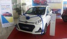 Bán Hyundai Grand I10, trả góp 90%, giá chiết khấu tốt nhất tháng 8. Gọi ngay phụ trách kinh doanh Mr Khải 0961637288 giá 325 triệu tại Bắc Giang